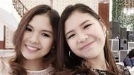 Foto Bareng, Adik Kembar Raditya Dika Bikin Netizen Salfok