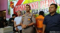 Diduga Tilap Dana Pembangunan Jalan Rp 165 Juta, Kades di Ciamis Ditahan