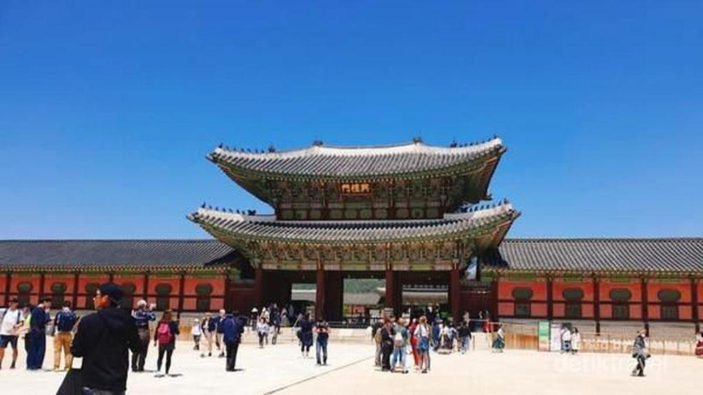 Foto: Istana Paling Terkenal di Korea Selatan