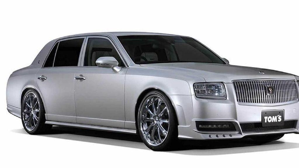 Modifikasi ala Mobil Kaisar Jepang, Makin Bling-bling