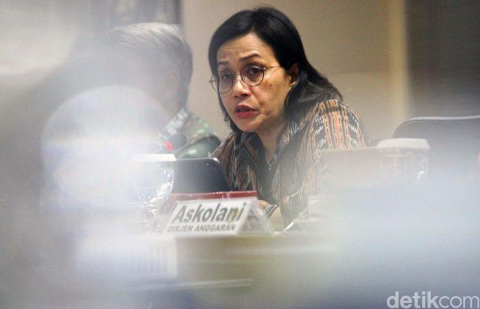 Rapat digelar di Ruang Rapat Komite IV, Kompleks Parlemen, Senayan, Jakarta, Selasa (14/1/2020).
