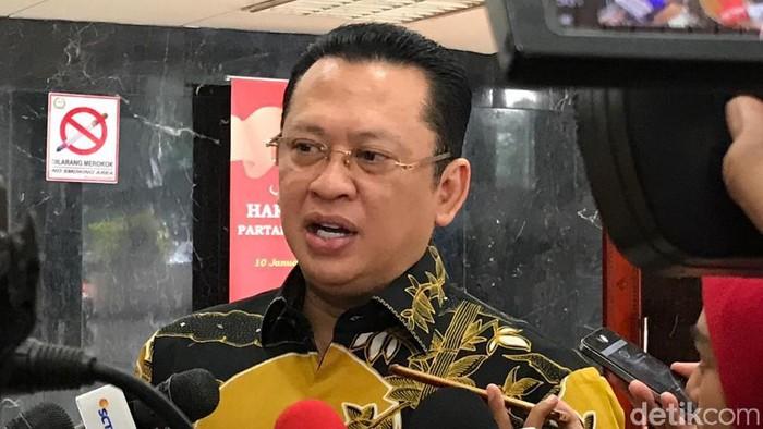 Bambang Soesatyo (Bamsoet).