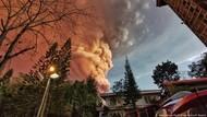 Mengenal Gunung Api Taal di Filipina dan Terjadinya Petir Saat Erupsi