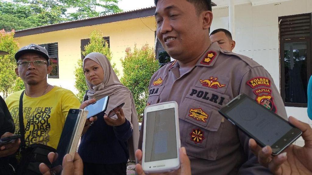 Polisi: Penembak Bus Karyawan Freeport KKSB Kali Kopi Dipimpin Joni Botak