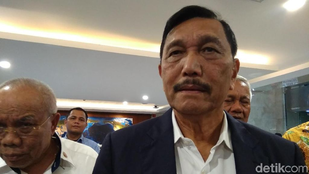 Luhut dan Prabowo Beli Kapal Perang dari Denmark Demi Jaga Laut RI