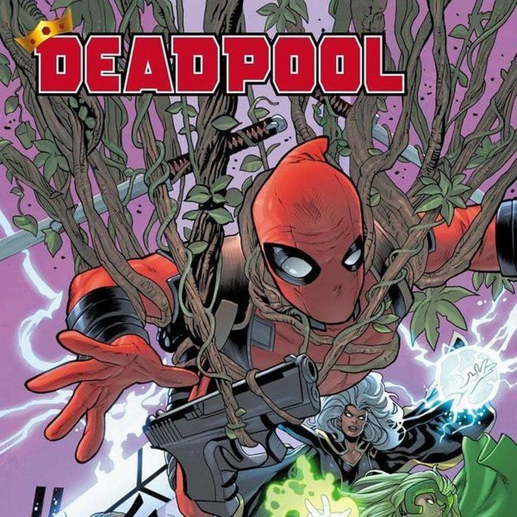Deadpool Menyerang Krakoa, Pulau Tempat Tinggal Para Mutan X-Men
