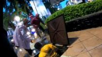 Video Momen Risma Hujan-hujanan Bersihkan Sampah Pemicu Banjir
