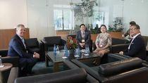 Bertemu Ketua DPR Australia, Puan Bicara Rencana Pemindahan Ibu Kota RI