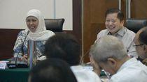 Roadshow ke Bappenas, Ini yang Dilakukan Gubernur Khofifah