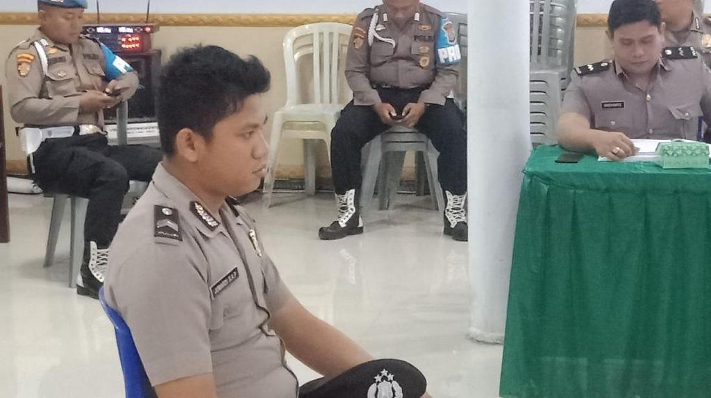 Rampas Kamera Jurnalis, Oknum Polisi di Palu Dihukum Penundaan Naik Pangkat