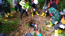 3 Lubang Tambang Milik Bos Emas Ilegal di Bogor Ditutup Polisi