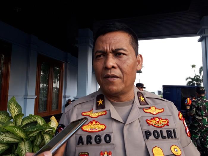 Karo Penmas Divisi Humas Polri, Brigjen Argo Yuwono (Rahel-detikcom)