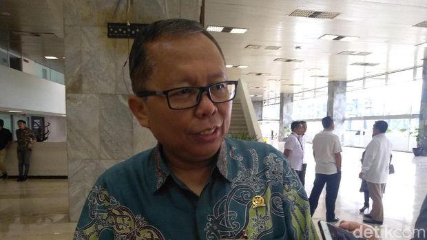 Arsul Sani (Nur Azizah Rizki Astuti/detikcom)