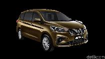Suzuki Ertiga Minor Facelift, Perubahan Lebih Banyak di Interior