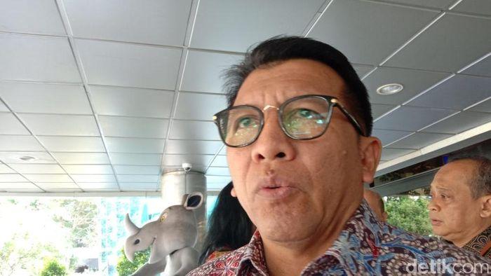 Foto: Anisa Indraini/Direktur Utama PT Jasa Raharja Budi Rahardjo Slamet