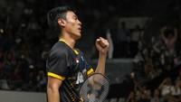Kalahkan Kidambi Srikanth, Vito Lolos ke 16 Besar Thailand Masters