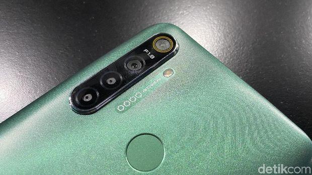 Empat kamera Realme 5i