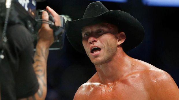 Donald Cerrone bakal menghadapi Conor McGregor. (