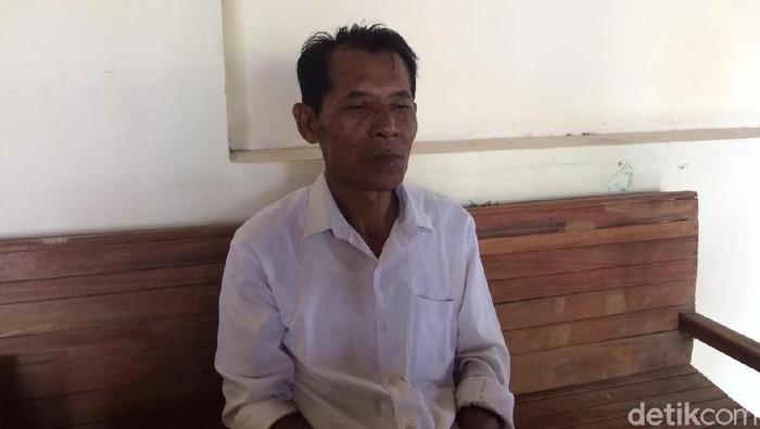 Eks pengikut Keraton Agung Sejagat, Setiyono Eko Pratolo. Foto: Jauh Hari Wawan S/detikcom