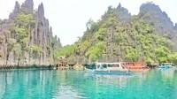 Akhirnya, Pulau Cantik di Palawan Kembali Buka