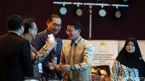 Soal Pesan Hati-hati 2024, Gerindra: Jokowi Hargai Sandiaga, Sah-sah Saja