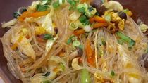 Resep Pembaca : Tumis Suun dan Sayuran