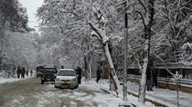 Ada Salju Juga di Afghanistan, Tapi Tewaskan Ratusan Orang