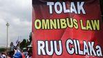 Tolak Omnibus Law, Buruh Kembali Beraksi