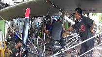 Analisis Pakar Penerbangan soal Pesawat Montir Tak Tamat SD