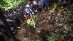 Antisipasi Longsor, TNI-Polri Tertibkan Tambang Ilegal di Bogor