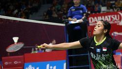 Hasil PBSI Home Tournament Tunggal Putri: Gregoria Mariska Juara