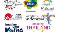 Ramai Logo Baru Kemenparekraf, Seperti Ini di Negara Lain