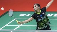 Thailand Masters: Gregoria Menang, Ruselli Tersingkir