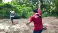 Bak Film Action! Polisi Buru Pencuri Motor di Kendari