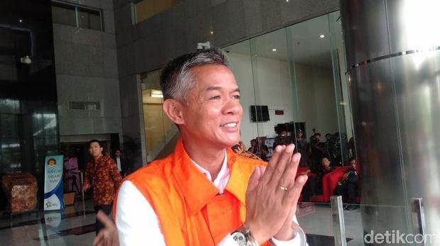 Sebelum Disidang Etik, Komisioner KPU Wahyu Setiawan Diperiksa KPK