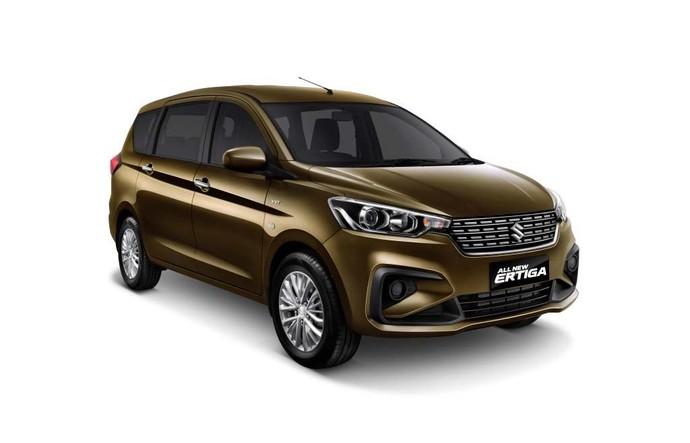 Berubah Minor, Begini Tampilan Suzuki All New Ertiga di 2020