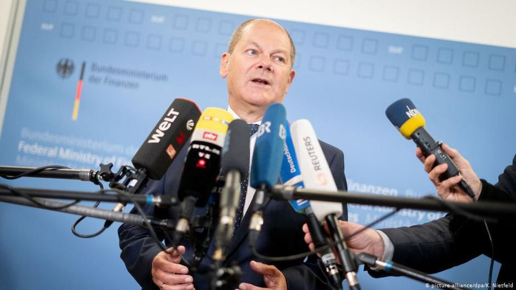Catat Rekor Surplus Anggaran, Menkeu Jerman Bingung Mau Diapakan