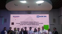 Jadikan Ibu Kota Baru Hijau, BRI Tanam Pohon Langka Borneo