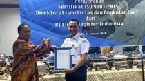 Tingkatkan Layanan, Direktorat Lalu Lintas dan Angkutan Laut Raih ISO