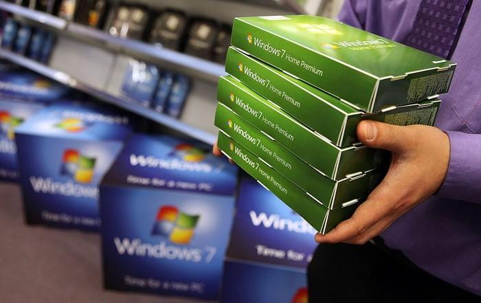 Windows 7 New