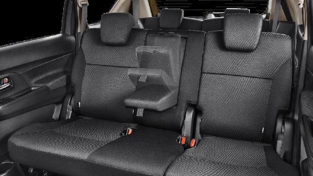Suzuki Permak Ertiga, Ada 'Arm Rest' di Jok Tengah