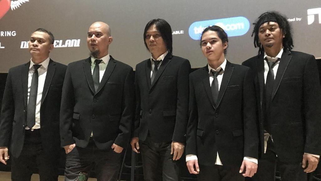 Dhani Bebas, Dewa 19 Tur 6 Kota Rayakan 20 Tahun Album Bintang Lima