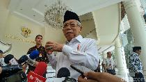 Soal Nasib Uang Nasabah Jiwasraya, Wapres: Tunggu Proses Hukum di Kejagung