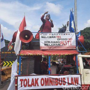 Pemerintah Tepis Omnibus Law Hilangkan Cuti Hamil