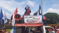 Tolak Omnibus Law, Serikat Buruh Akan Geruduk DPR Senin Besok