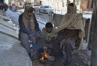 Ratusan Orang Tewas Akibat Badai Salju di Afghanistan dan Pakistan