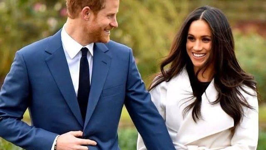 Netflix Lirik Pangeran Harry dan Meghan Markle