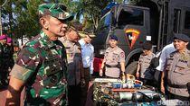 1.180 Personel Gabungan di Sumut Siaga Hadapi Bencana
