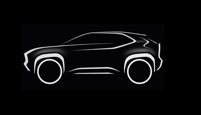 Toyota New Sub compact SUV