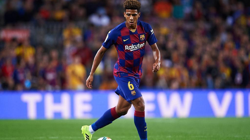 Jean-Clair Todibo, Pemain Barcelona yang Positif COVID-19